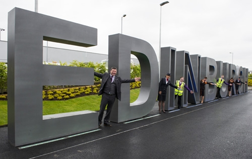 EDINBURGH AIRPORT CELEBRATES ITS 100TH BIRTHDAY TODAY